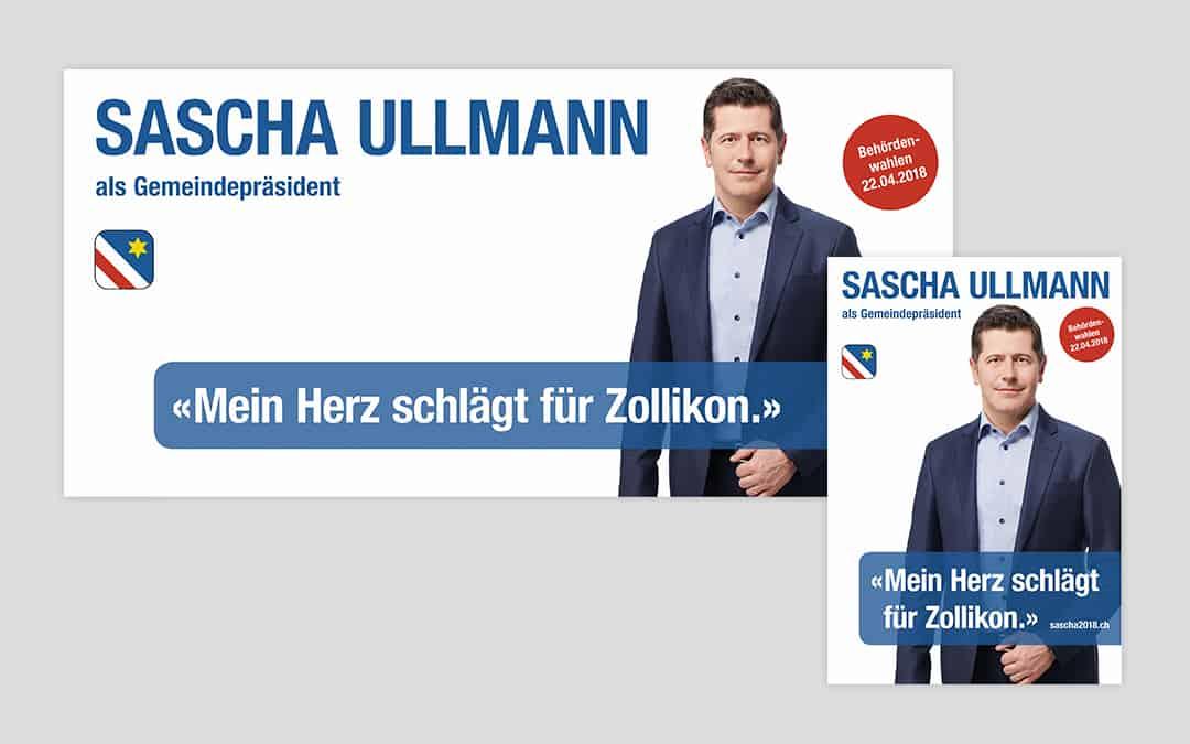 23. Januar 2018: Parteiübergreifende Wahlkampagne