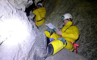 Für heisse Sommertage: Höhlenforschen mit Sascha