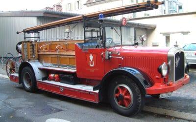 150 Jahre Feuerwehren in der Schweiz: Der Anfang war in Herisau